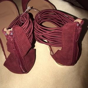 Charlotte Russe Shoes - Flats